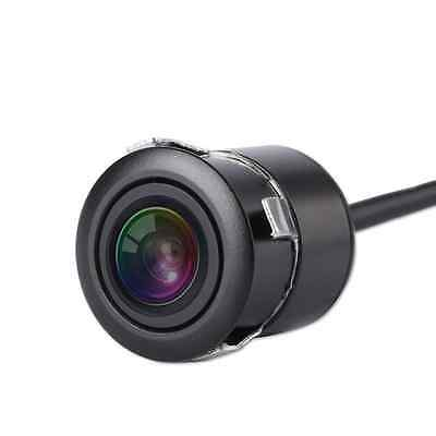 Waterproof Car Front View Camera,Universal High definition CMOS Non-mirror Image