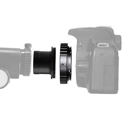 Solomark Metal 1.25'' Telescope Camera T-adapter and Nikon T2 T-ring Adapter for