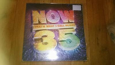 Now 35 and NOW 33 Vinyl LPs