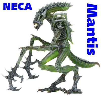 "Aliens Action Figur 7"" Serie 10 Mantis Alien Xenomorph Warrior NECA 23cm"