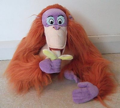 King Loiue plush toy from The Jungle Book - Disneyland Paris