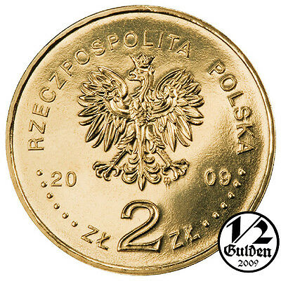Poland Selection Of 18 Coins 2 Zloty 2009 Nordic Gold Uncirculated Coins