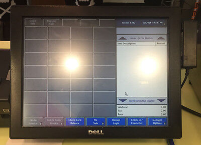 Dell E157FPT Touchscreen LCD POS System Monitor