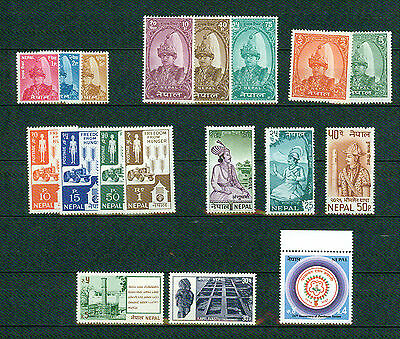 Nepal  144// 443 Collection  Vf **