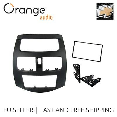 Chevrolet Spark 10-12 Radio Faceplate Double Din Fitting Fascia Car stereo Radio