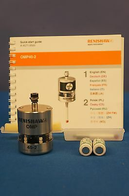 Renishaw Haas OMP40-2 Machine Tool  Probe Display Model with 6 Month Warranty