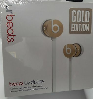 Beats by Dr. Dre UrBeats In-Ear Only Headphones - Gold edition