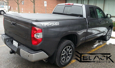 Toyota Tundra 6.5Ft Box - 2007-2017 - Tri-Fold Cover   Tonneau Cover   Bed Cover