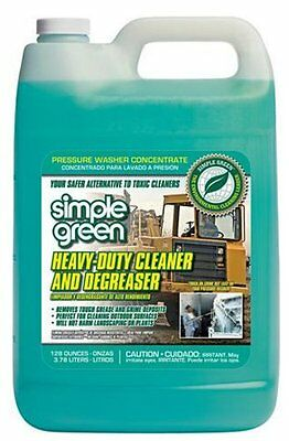 Simple Green 18203 Heavy Duty Cleaner and Degreaser, 1 Gallon Bottle...NEW