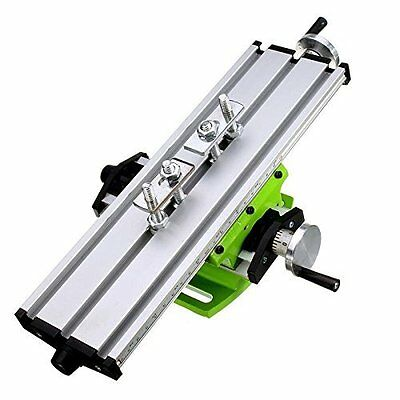 Lukcase® Multifunction Worktable Milling Working Table Milling Machine Com...NEW