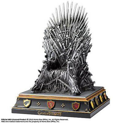 #2 The Official Iron Throne Bookend - From Game Of Thrones