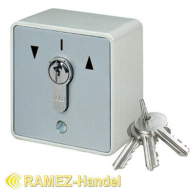 Key Button Key Switch with PHZ Tor Drive Motor Garage door MS-APZ1-2T