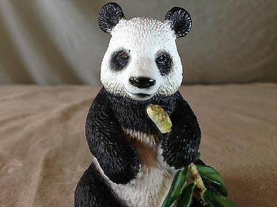 Schleich GIANT PANDA 14664 Enjoying a Bamboo Breakfast! Amazing Detail & VALUE!