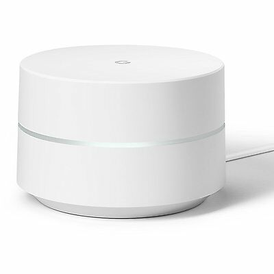 Google Wifi mesh system Router replacement for good home coverage