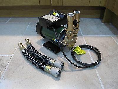 Superb Stuart Turner Monsoon 3.0 Bar Single Shower Pump 46076 3 Bar 46419