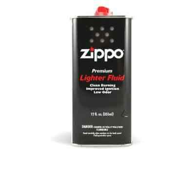 NEW Zippo 12.oz Fuel Fluid for All Zippo Lighters 12FC-Z FREE SHIPPING!!