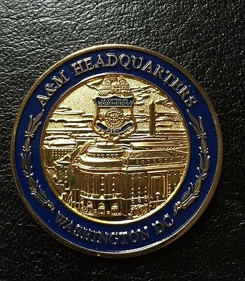 U.S. Customs and Border Protection Air and Marine Challenge Coin
