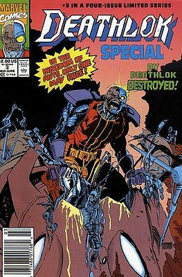 Deathlok Special #3 (Jun 1991, Marvel)