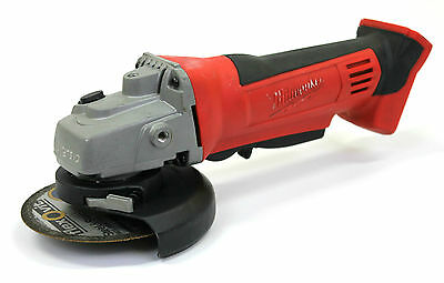 Milwaukee HD18AG125-0 18V 125mm Cordless Angle Grinder - Skin Only
