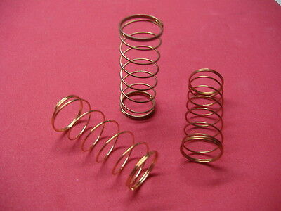 New Olds Trumpet Piston Valve Springs, Most Models, Set of 3! Free Shipping!