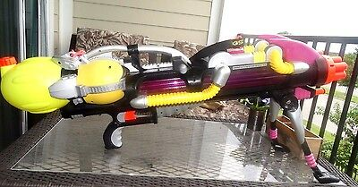 Super Soaker Larami 9983-0 Huge Large Monster XL Water Gun Toy 3120 Working 1999