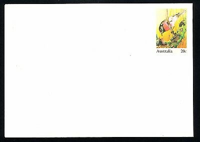 1978 20c Rose Robin Pre-Stamped Envelope No 005 in perfect MUH condition