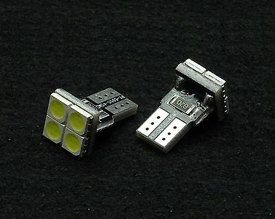 LED Lampe Canbus w5w T10 Leselampe Innenraumbeleuchtung 4x 5050 Opel Audi VW