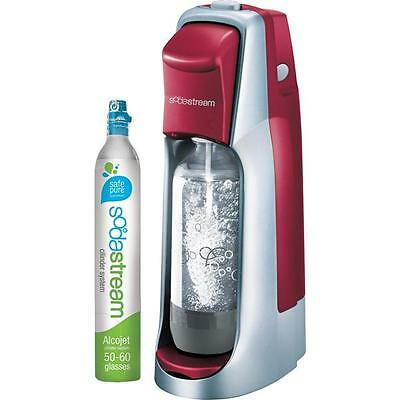SODASTREAM Pack Jet RED/SILVER