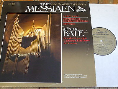 DKP 9015 Messiaen Organ Works Vol. III / Bate