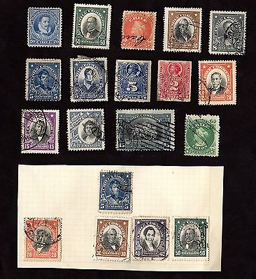 Stamps ~ CHILE South America ~ EARLY Unchecked #3