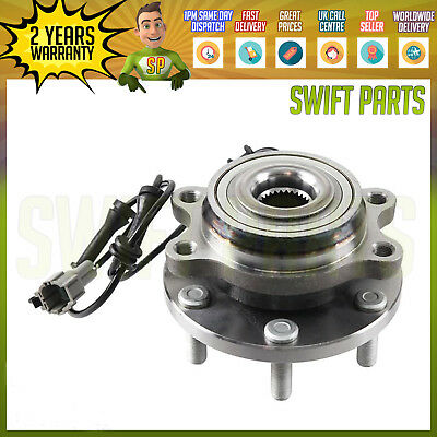 FRONT WHEEL BEARING FIT FOR A NISSAN NAVARA / PATHFINDER 2.5,3.0,4.0 dCi 05-ON