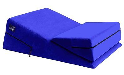 Cloud Climax Liberator Ramp & Wedge Combo Sapphire Blue