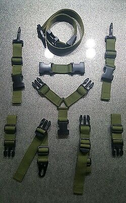 Airsoft,shooting,olive Green Multi-Sling System,airsoft,paintball,hunting,sniper
