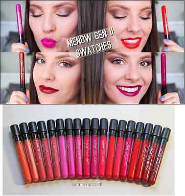 New  Long Lasting Lip-Gloss Makeup Lip Liquid Waterproof Matte Super Lipstick*