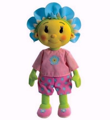 """Bbc Fifi And The Flower Tots 18"""" Pyjama / Nightie Case Cover Plush Soft Toy Vgc"""