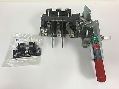 ALLEN BRADLEY: [1494V-DS100 Series D] w/Connecting Rod, Metal Handle