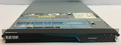 Blue Coat Cas-S400-A2 090-03102 Content Analysis System Security Appliance