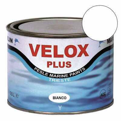 Marlin Velox Plus Propeller Antifouling weiss 500 ml, Z-Antrieb Wellen