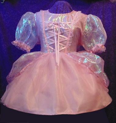 Princess Pink Adult Baby Sissy Dress Aunt D