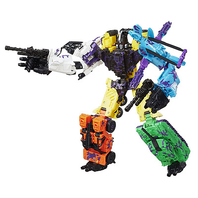 Transformers Generations G2 Bruticus Collection Pack Toy