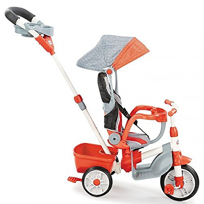 Little Tikes 4-In-1 Deluxe and Relax Recliner Trike Ride on