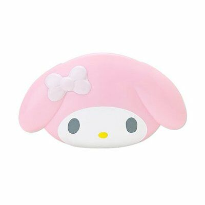 My Melody Face -shaped mirror u0026 comb