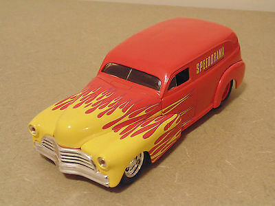 Liberty Classics 1946 Chevrolet Sedan Delivery Street Rod Die cast Coin Bank