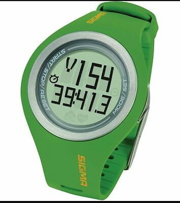 Sigma Pc 22.13 Man Green Heart Rate Monitor