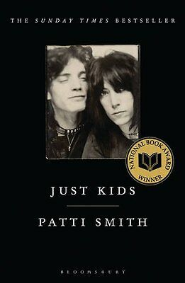 Just Kids by Patti Smith   (Paperback Book  2010)