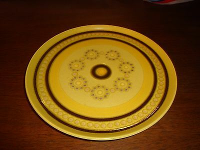 Franciscan England Dinner Plate Honeycomb 10 Inch