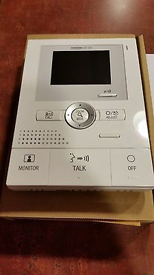 Used Aiphone JK-1HD Color Video / Audio Intercom Substation