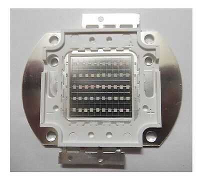 50W 850nm Infrared IR High Power LED Bead chip for Light Bulb Lamp 15-20v 1750mA