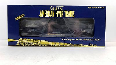 American Flyer 6-48531 Chessie System Flat Car with Cable Reel New In Box C-9
