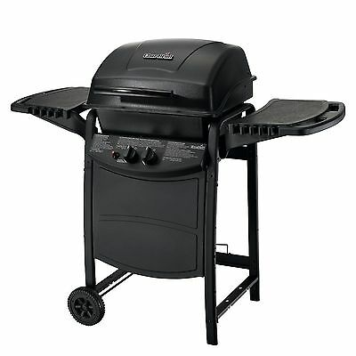 Char-Broil Classic 280 2-Burner Propane Outdoor Barbeque Gas Grill  BBQ Cooker